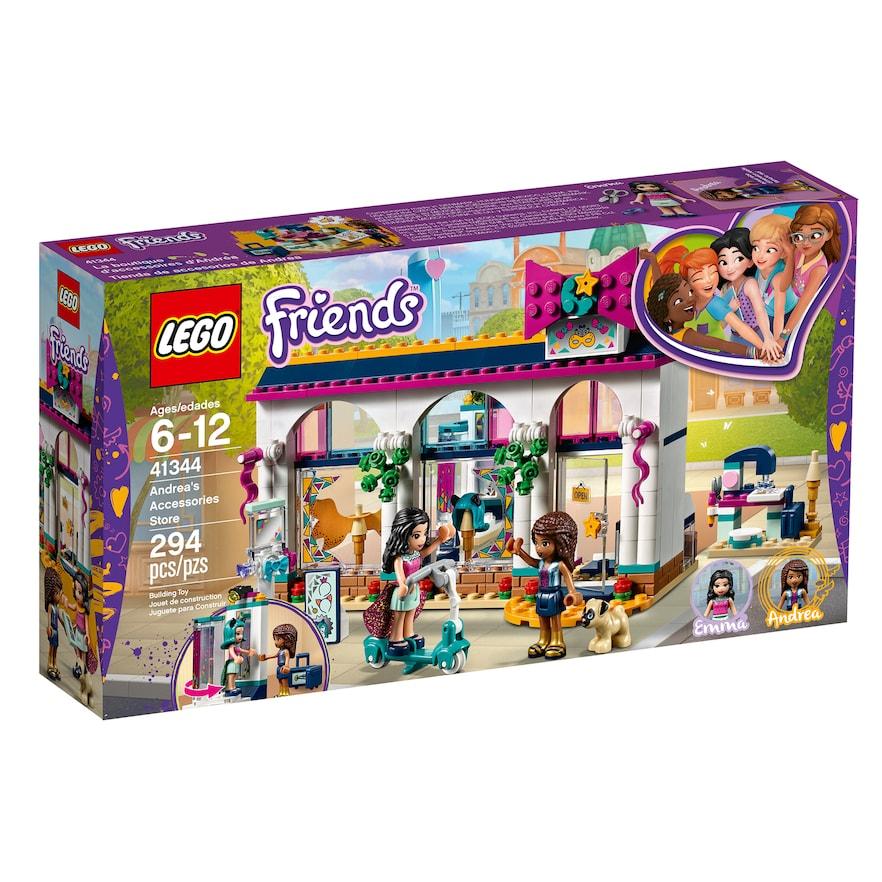 Lego Friends Andreas Accessories Store Set 41344 Multicolor