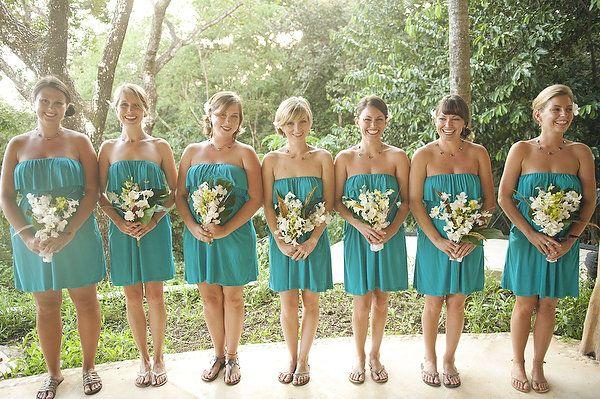 446409818a Costa Rica Wedding by Ale Sura Photo | Party!!! | Bridesmaid dresses ...