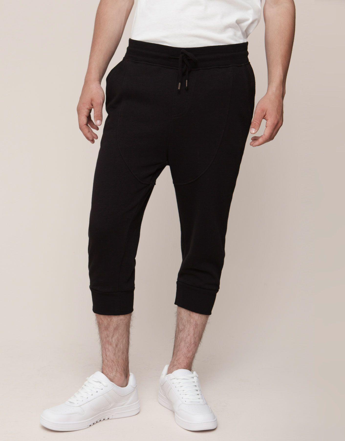 Pantalon Jogging Pantalones Jogging Hombre Pull Bear Espana Pantalon Jogging Hombre Pantalon Jogging Jogging Hombre