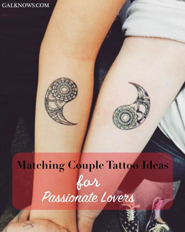 bd4c4e0e1def2 Matching Couple Tattoo Ideas1.1. Matching Couple Tattoo Ideas1.1 Small  Tattoo Designs, Small Tattoos ...