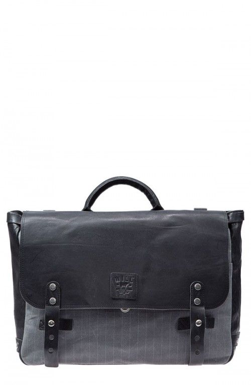 Will Leather Goods Envoy Messenger Bag  f1399755a