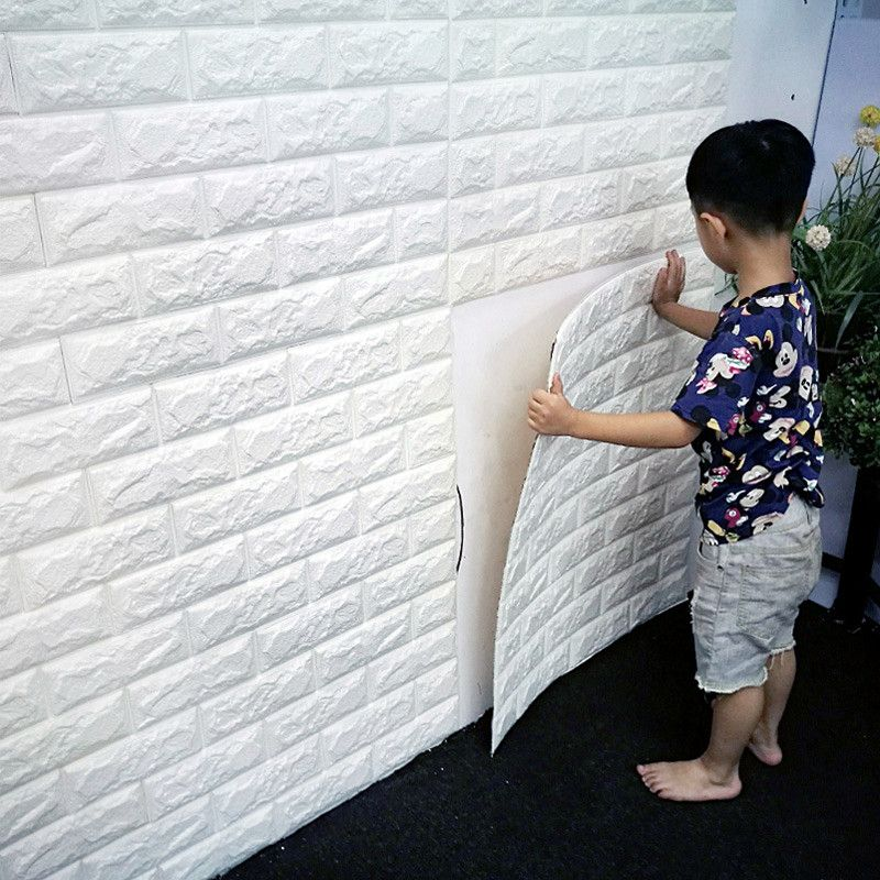 Cheap wallpaper brick buy quality 3d wall paper directly for Cheap brick wallpaper