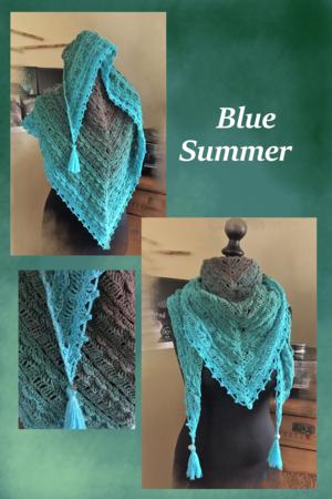 Blue Summer Knitting For Beginners Knitting Patterns Free Scarf Crochet Vest Pattern