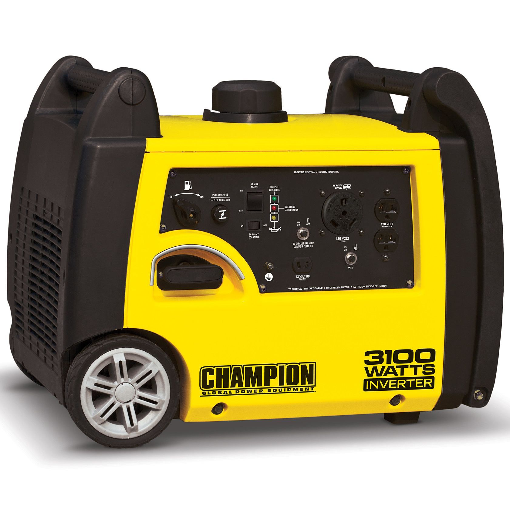 Champion Power Equipment i portable generator