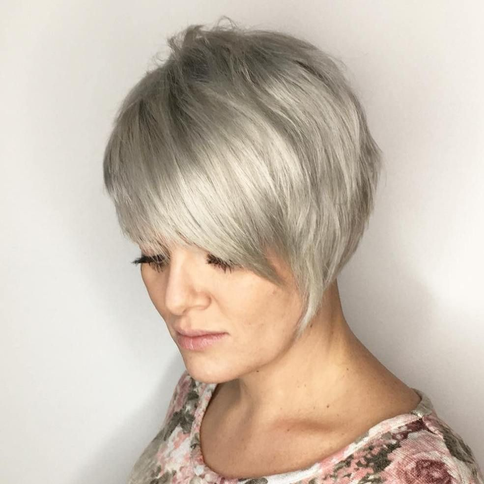 gorgeous long pixie hairstyles lindaus hairstyles pinterest