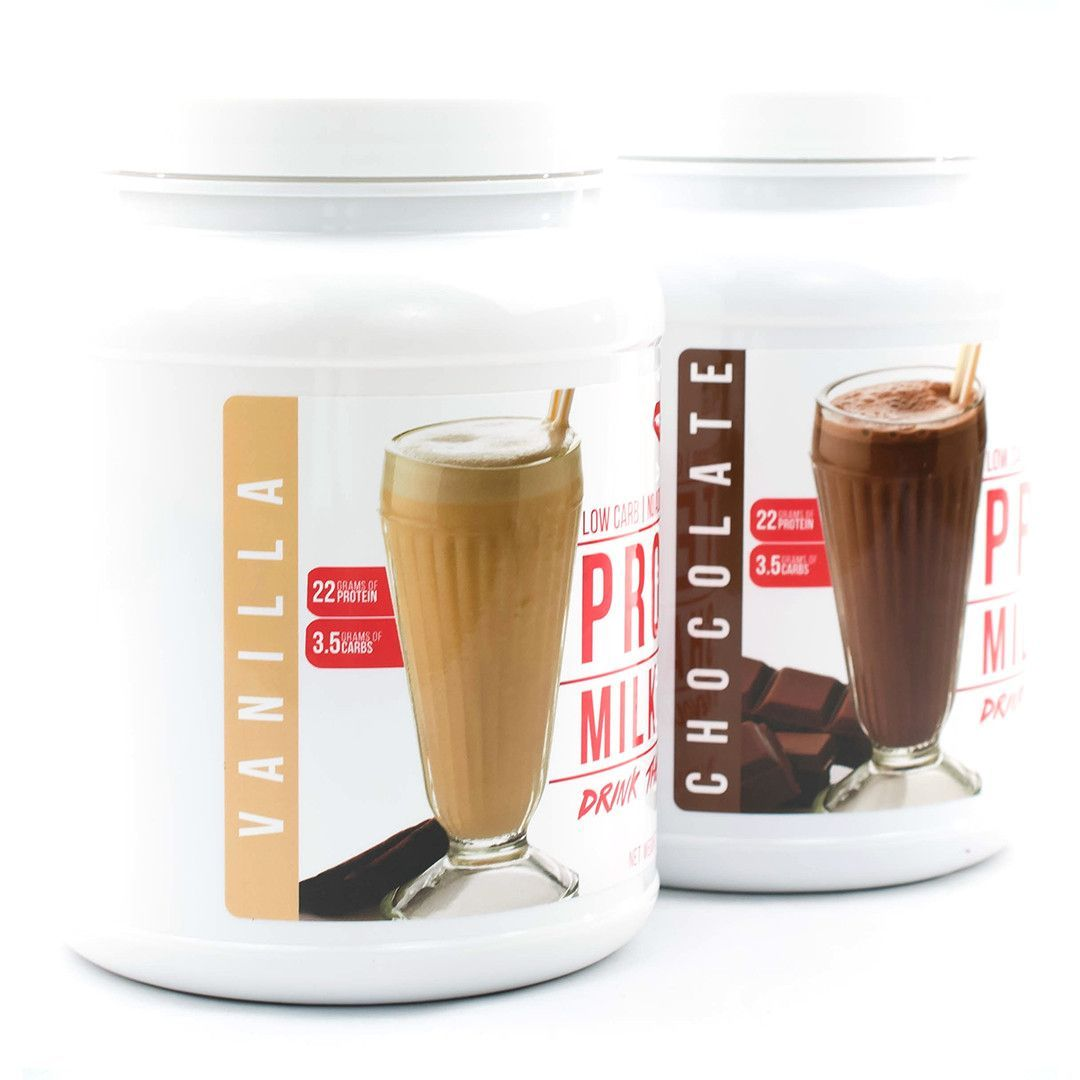 Protein Milk Shake Bundle
