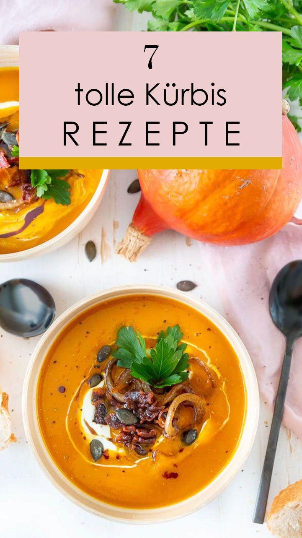 Die besten Kürbis Rezepte #herbstgerichte