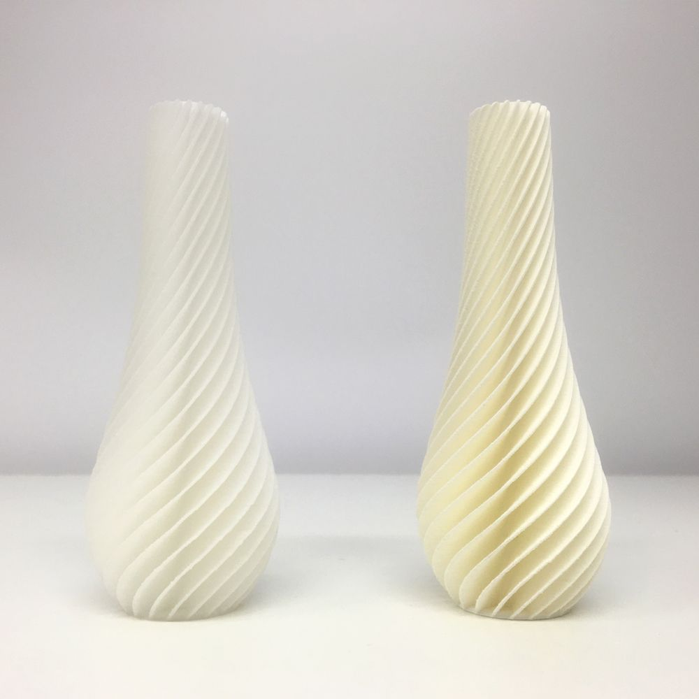 #3Dprinted vases - nice addition to the home