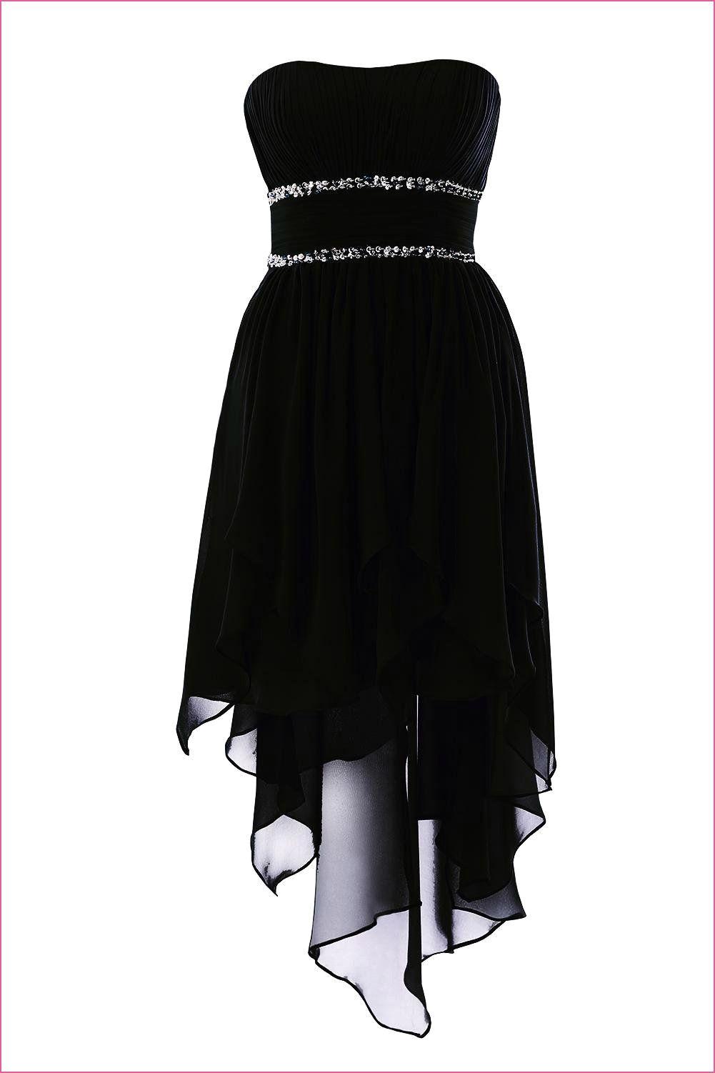 fein schwarzes kleid bonprix in 2020 | schöne kleider