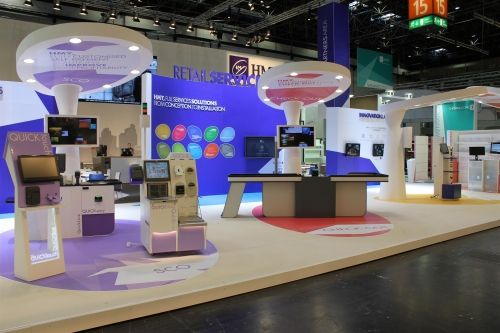 Marketing Ideas For Exhibition Stand : Stand for hmy at last euroshop edition haute dokimazo event