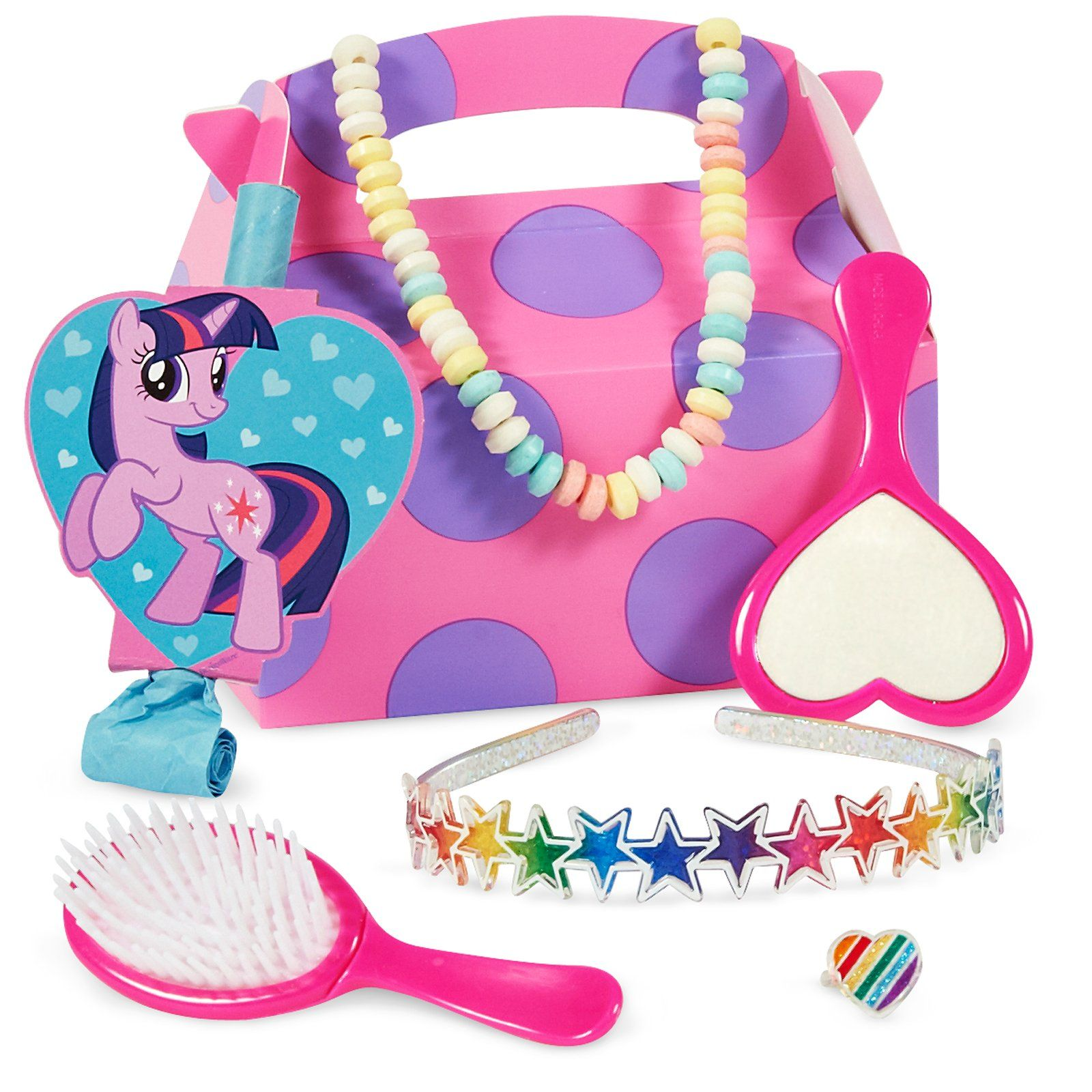 My Little Pony Friendship Magic Party Favor Box Lydia S 8th