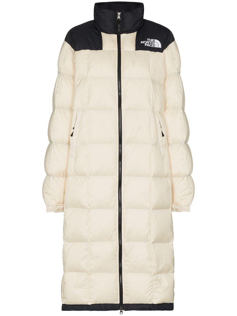 The North Face Lhotse Long Puffer Coat Farfetch Long Puffer Coat North Face Coat Puffer Coat [ 1334 x 1000 Pixel ]