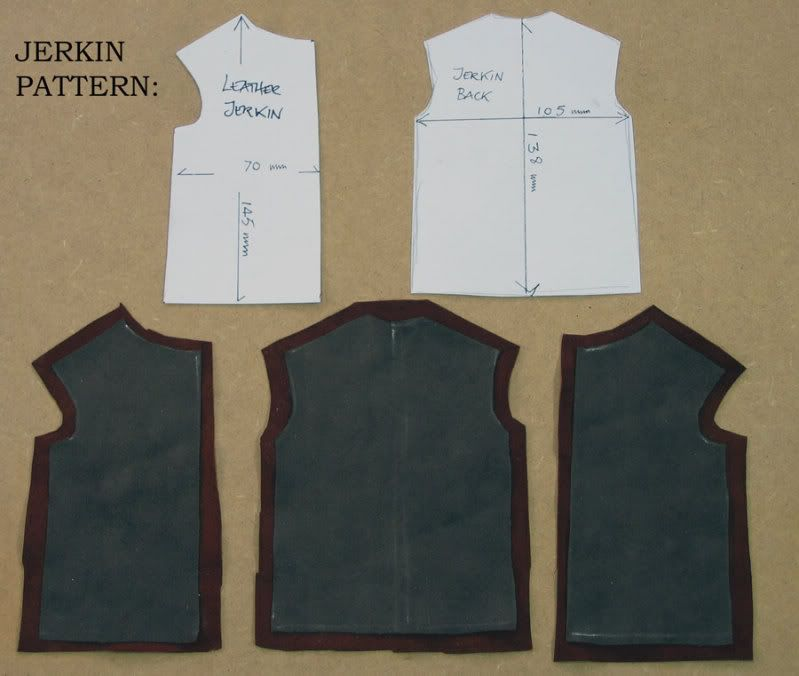Leather vest sewing pattern first reit distribution reinvestment plan
