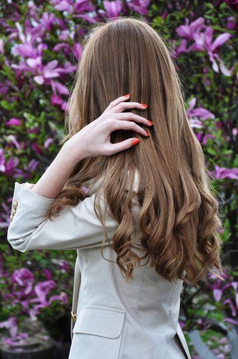 Pretty hair, pretty nails | A share | Pinterest | Pretty hair, Salon ...
