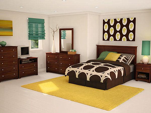teenage girls bedrooms bedding ideas - Teenagers Bedroom Designs