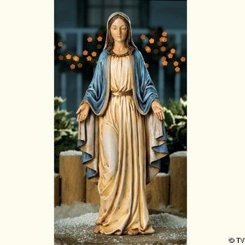 Amazon.com : Virgin MARY Blessed Mother Garden
