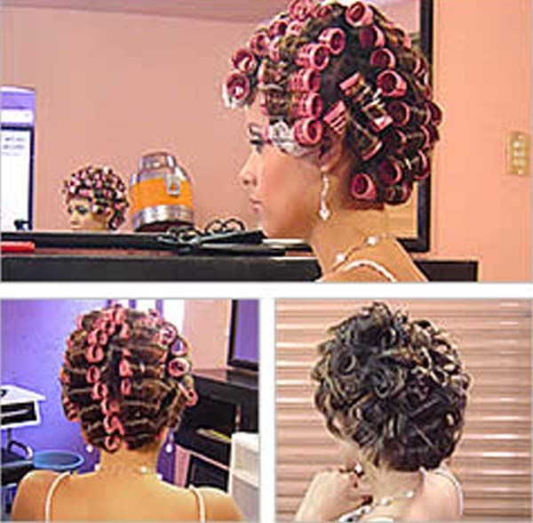 Pin By Jim On Hair Rollers (With Images)