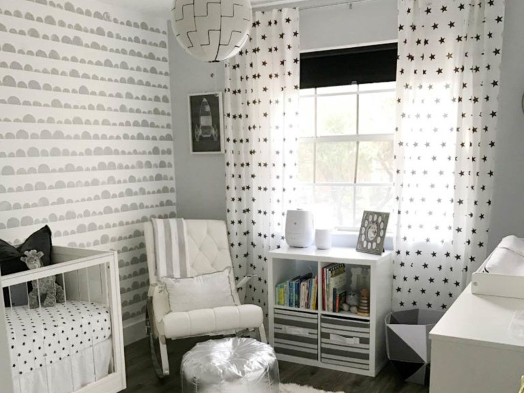 Nursery Looks For A Monochrome Design
