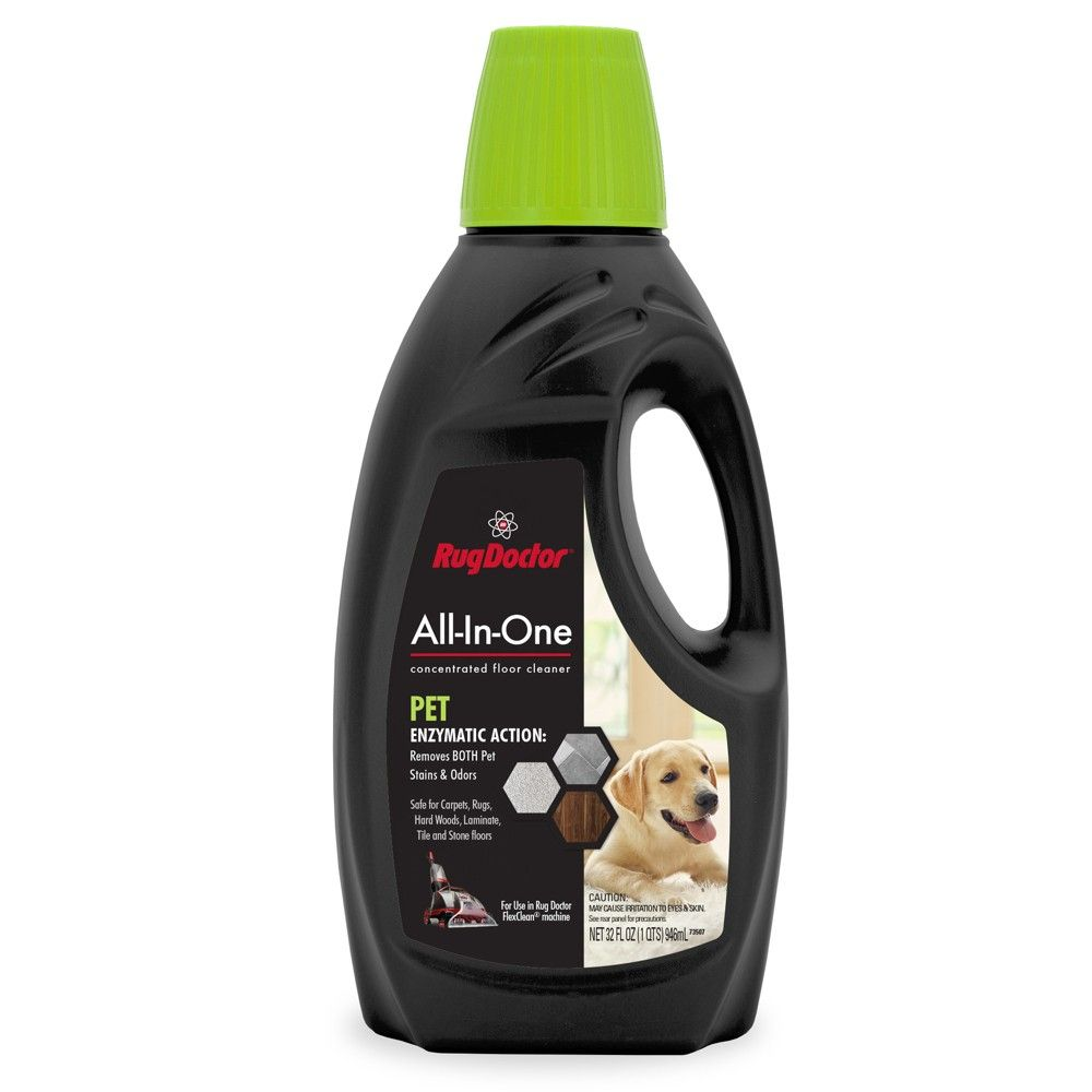 Rug Doctor All In One Pet Floor Cleaner 32oz Carpet Cleaning