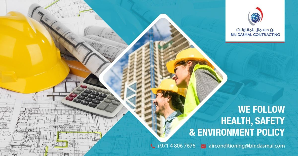 Bin Dasmal Contracting is a company that has all provision