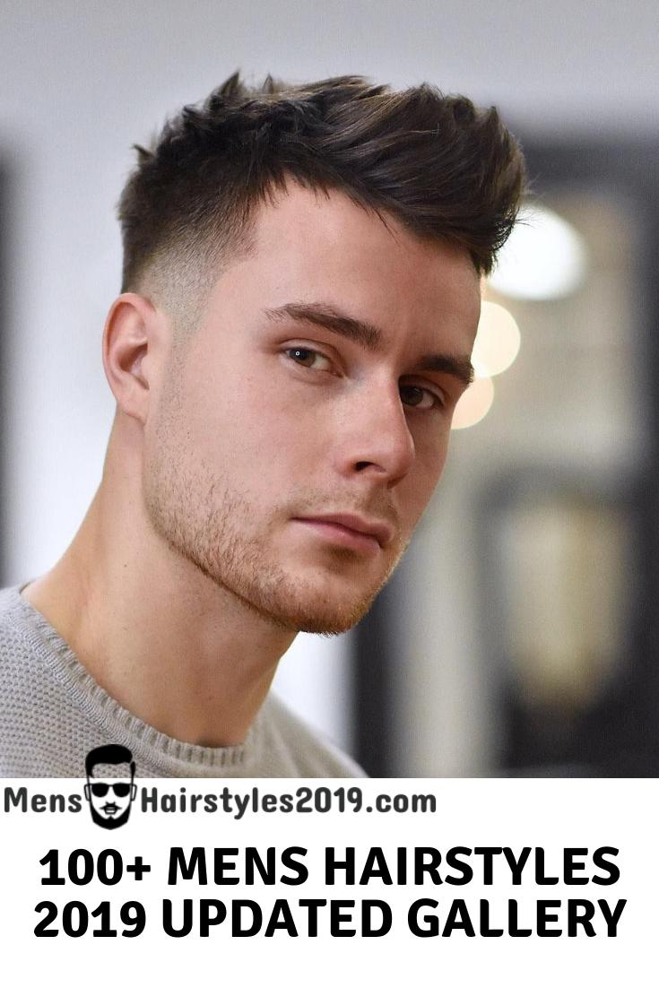 Mens Hairstyles 2019 Top 100 Mens Hairstyles Variations Gallery