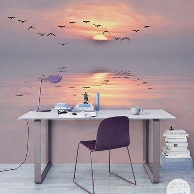 Pastell Dämmerung • Modern - Büro • Pixers® - Wir leben, um zu verändern #pastelpattern