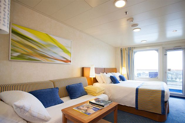 How To Choose A Cruise Ship Cabin: What You Need To Know Balcony Cabin On  Carnival Breeze (Photo: Cruise Critic)