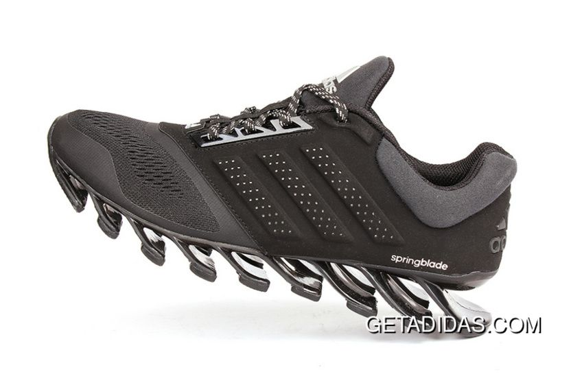 size 40 1560c 422f0 Mens Adidas Springblade Drive 2-0 Running Shoes BlackWhite TopDeals, Price  66.01 - Adidas . ...
