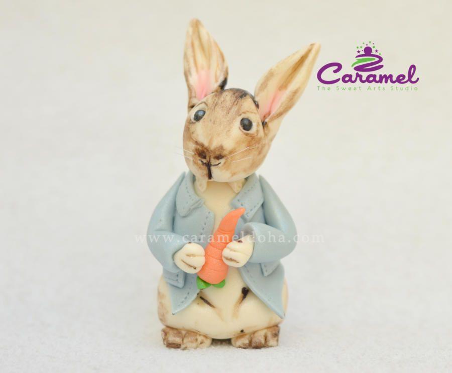 Simon The Rabbit Rabbit Cake Bunny Cake Rabbit