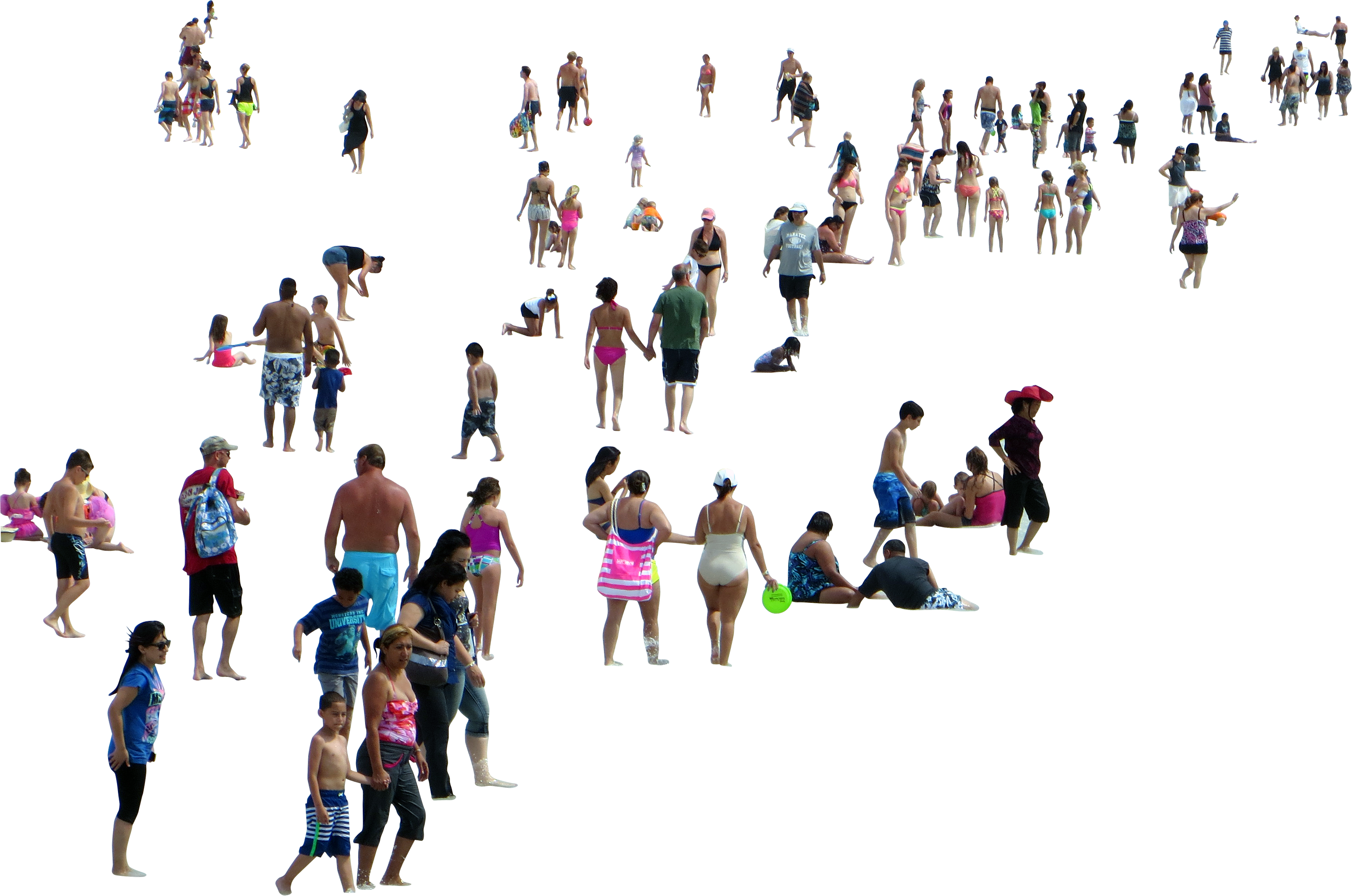 A Group Of Bright Young Men Wearing Their Finest Summer T Shirts And Skipping Along The Boardwalk The Background Of Thi People Png Render People People Cutout