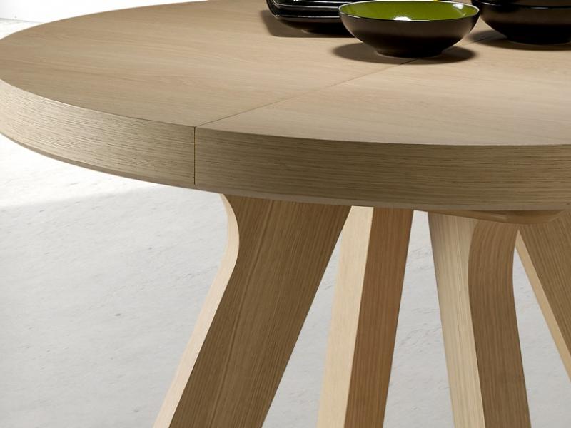 Mesa comedor redonda extensible , mod: ESFERA | Dining Tables in ...