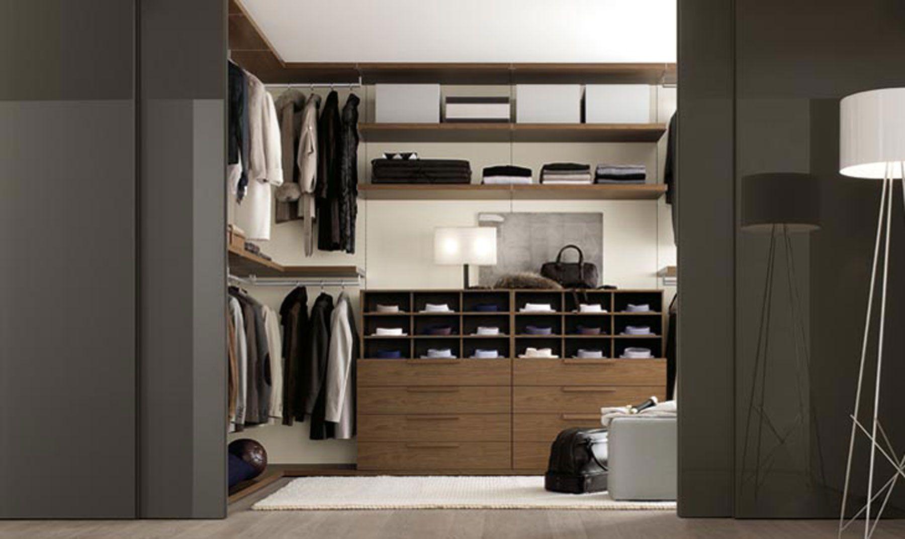Bedroom Almirah Interior Designs Stunning Walk In  American Walnut  Fanuli   Closet   Pinterest Inspiration