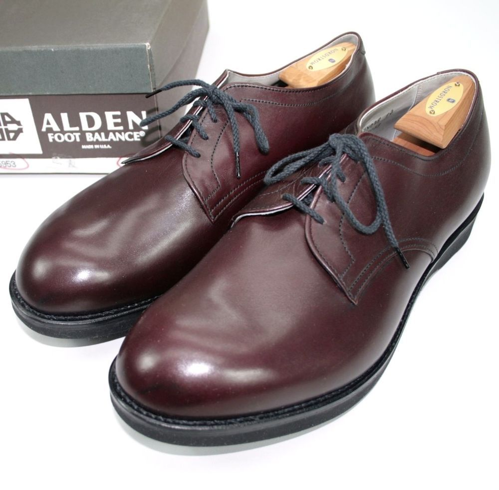 Alden #Oxfords | Evening dress shoes