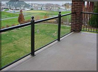 Perfect STAR Railings Featuring The Colonial Series An Aluminum Porch And Deck Rail  System.