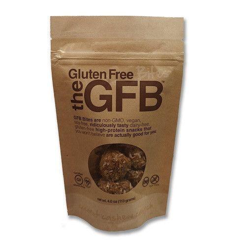 The GFB Coconut Cshw Crunch Gluten Free (6x4Oz)