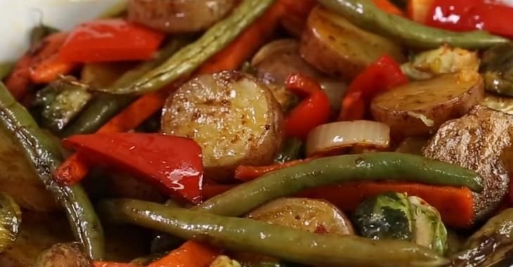 Légumes d'hiver grillés (avec images) | Legumes hiver ...