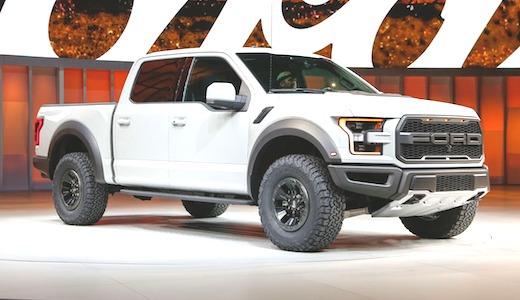 2020 Ford F 150 Raptor Supercrew Cab Ford Raptor Ford F150