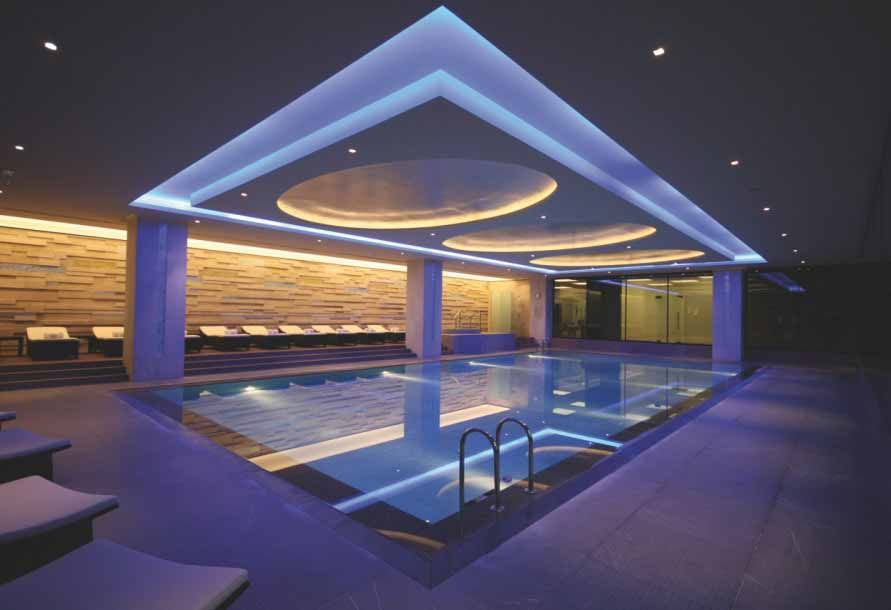 Amazing Indoor Pools for Homes
