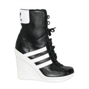 zapatillas adidas con cuña interior