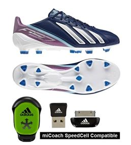 adidas f50 pink and bianca