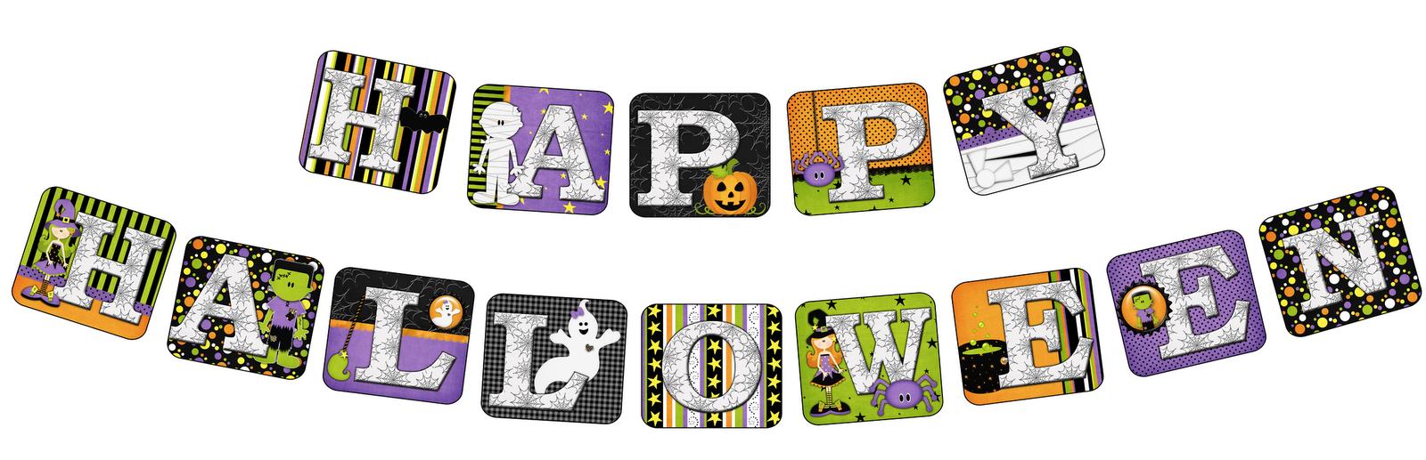 printable banners templates free yvonne byatts family fun free printable halloween banner bunting