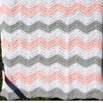 Pin By Tiffany Sollis On Crochet And Knit Pinterest Chevron