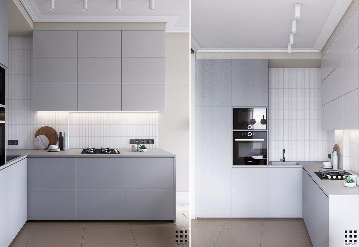 Kitchen Design Software Free Kitchen Design News Kitchen Design Software Free Online Kitchen Design In 2020 Small Apartment Layout Kitchen Design White Room Decor
