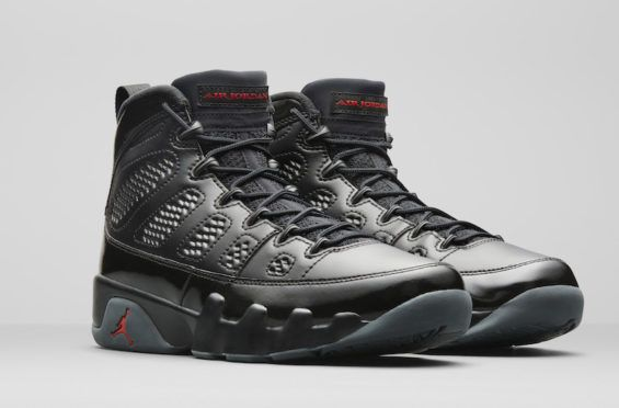 brand new 6ae0e d3cab Official Images  Air Jordan 9 Bred