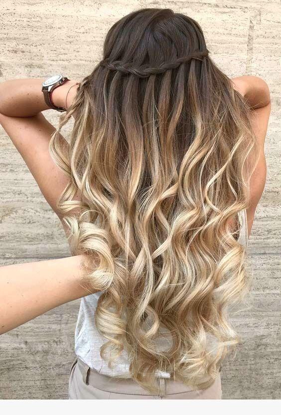 33 perfekte balayage blonde haarfarbe trends für 2019 00011 Centralcheff.co