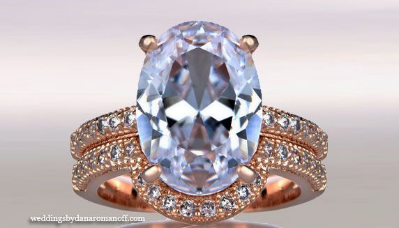 Rose Gold Wedding Rings For Women And Can Choose Your Favorite