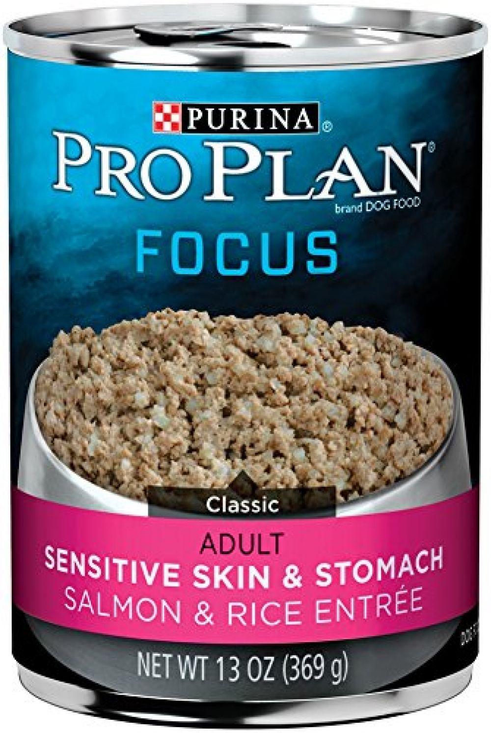 Purina Pro Plan Focus Sensitive Skin Stomach Adult Dry Dog Food