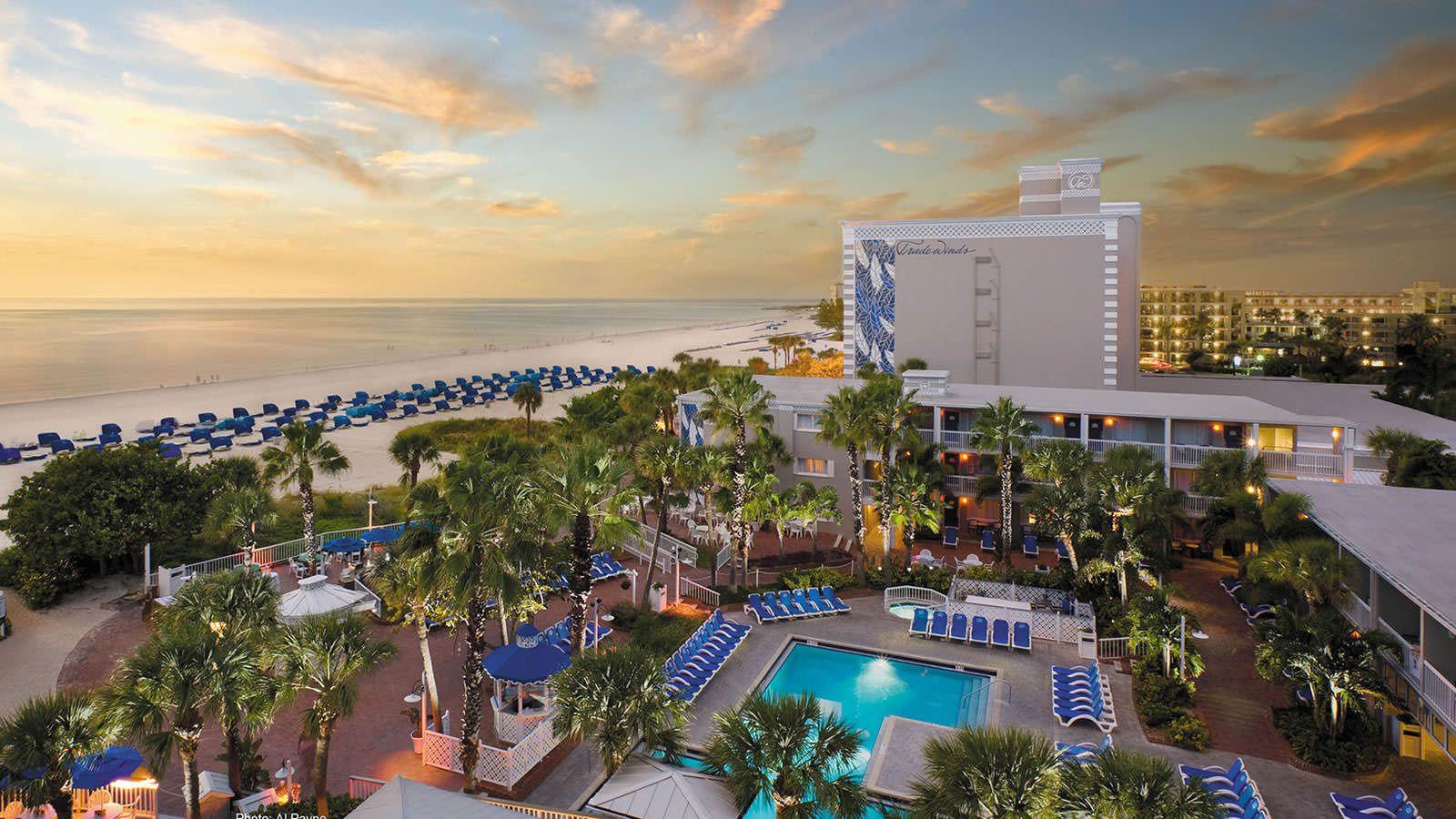TradeWinds Island Resorts  St Pete Beach Hotels