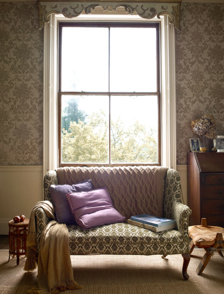 Ideal reading nook #swoon #ZaraHome
