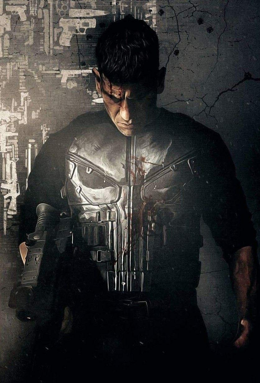 The Punisher Punisher Comics Punisher Marvel Punisher Art